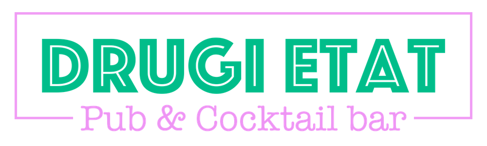 Drugi Etat - Pub & Cocktail bar - logo